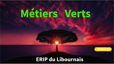 Photo outils erip les metiers verts